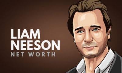 Liam Neeson's Net Worth