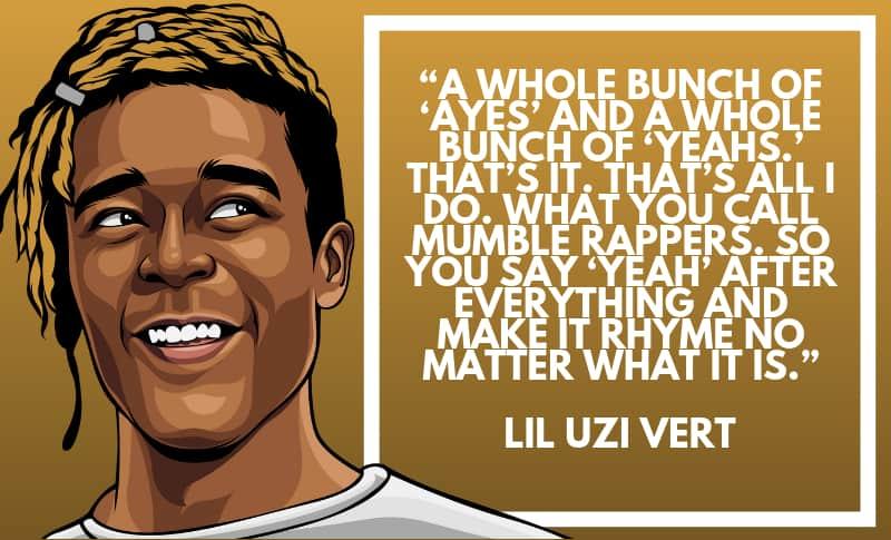 Lil Uzi Vert Picture Quotes 2