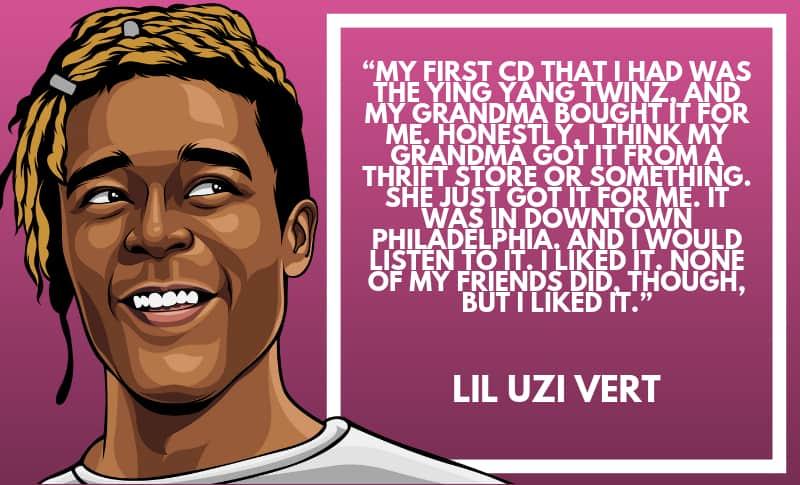 Lil Uzi Vert Picture Quotes 5