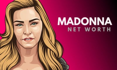 Madonna's Net Worth