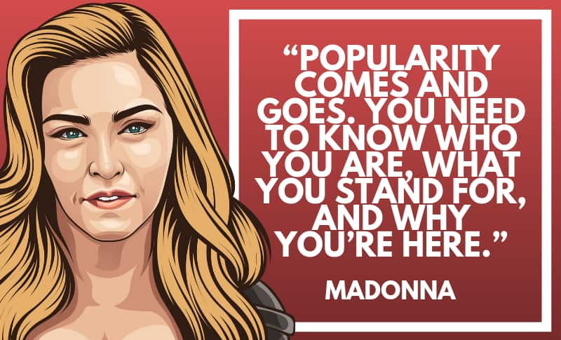 Madonna Picture Quotes 1