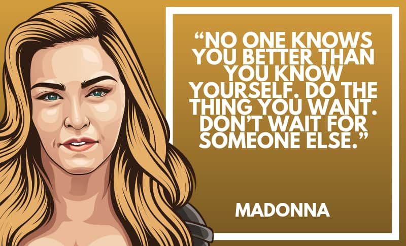 Madonna Picture Quotes 2