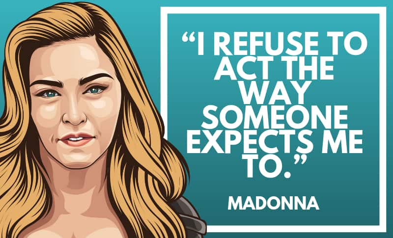 Madonna Picture Quotes 3