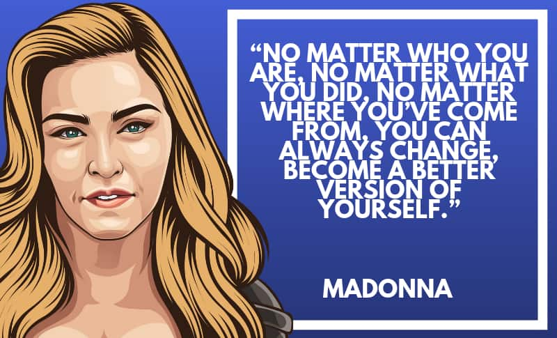 Madonna Picture Quotes 4