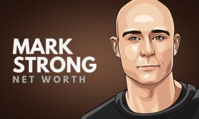 Mark Strong's Net Worth