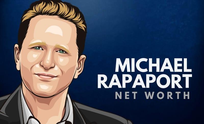 Michael Rapaport Net Worth