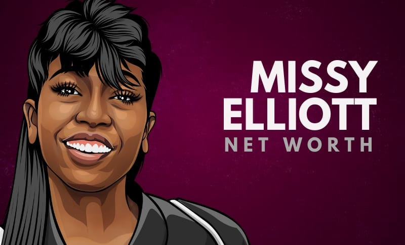 Missy Elliott's Net Worth