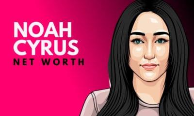 Noah Cyrus' Net Worth