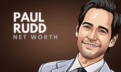 Paul Rudd's Net Worth