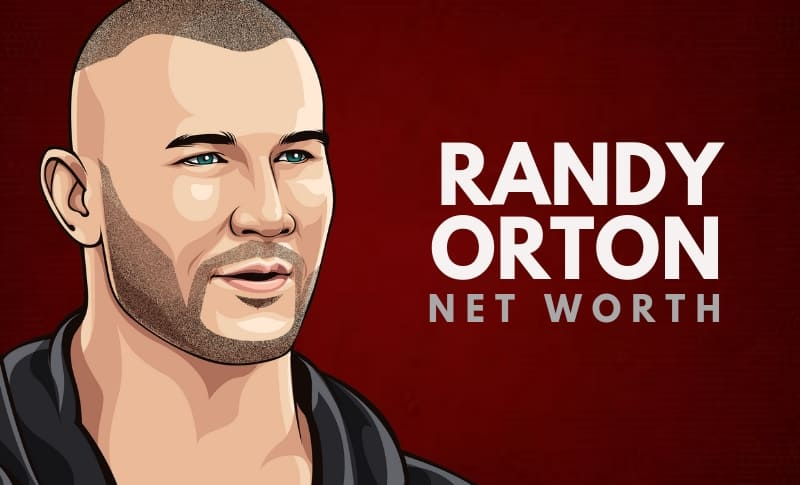 Randy Orton's Net Worth