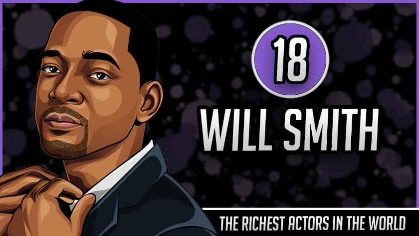 Richest Actors in the World - Will Smith