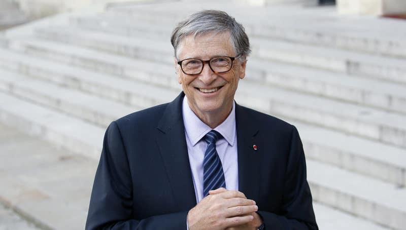 Richest Americans - Bill Gates