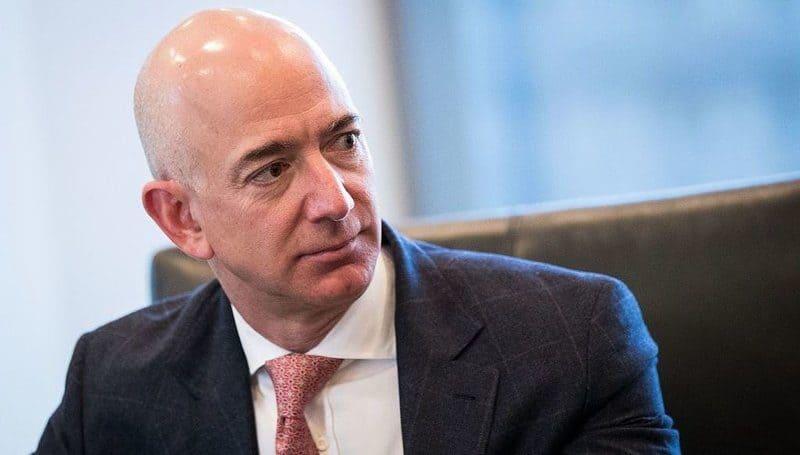 Richest Americans - Jeff Bezos
