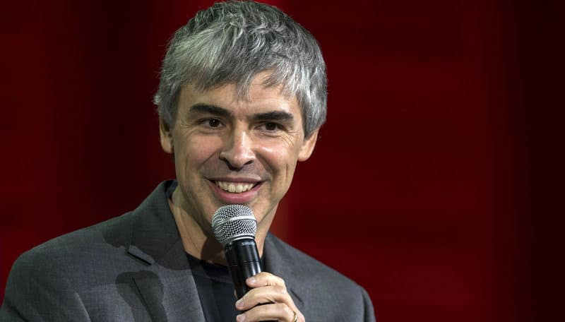Richest Americans - Larry Page