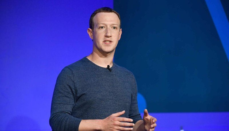 Richest Americans - Mark Zuckerberg