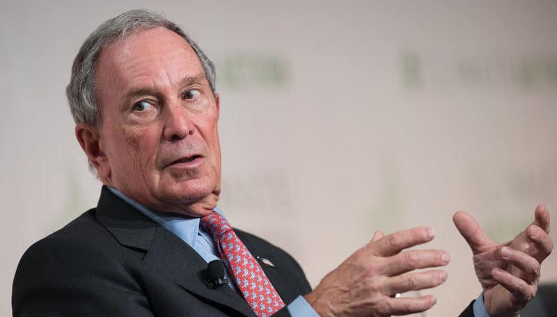 Richest Americans - Michael Bloomberg
