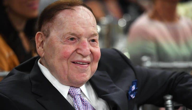 Richest Americans - Sheldon Adelson