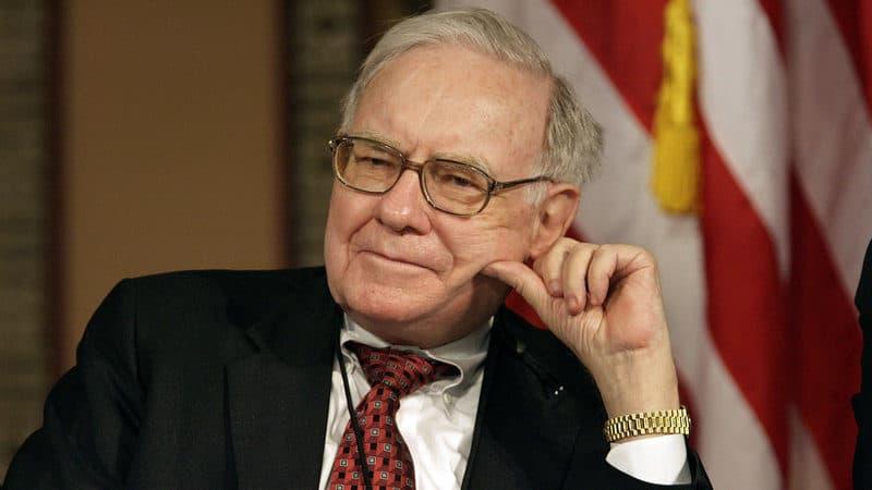 Richest Americans - Warren Buffett