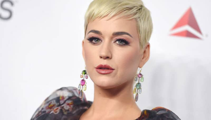 Richest Singers - Katy Perry