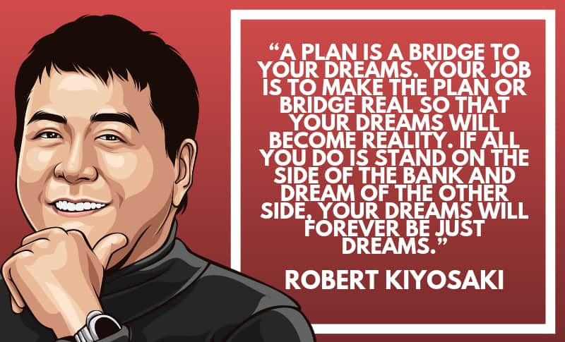 Robert Kiyosaki Picture Quotes 1