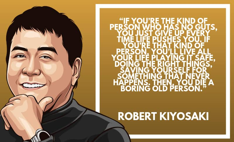 Robert Kiyosaki Picture Quotes 2