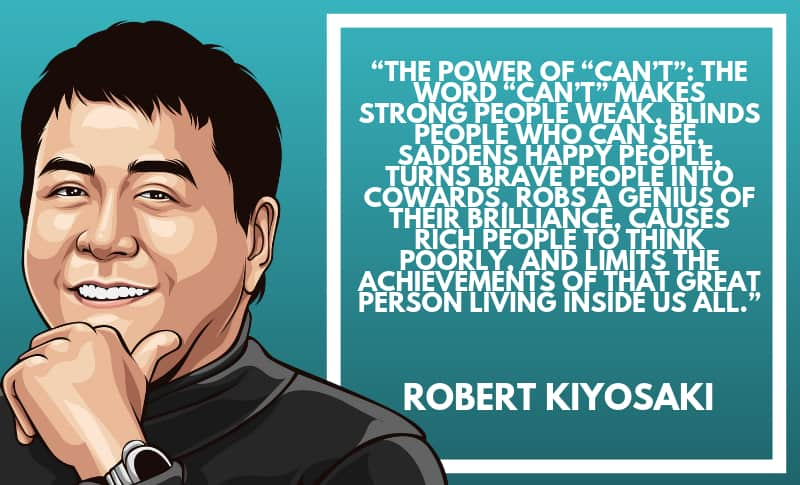 Robert Kiyosaki Picture Quotes 3