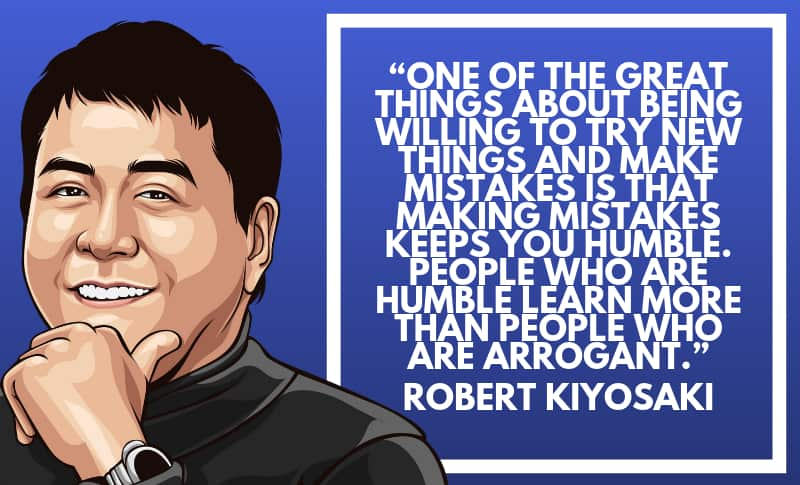 Robert Kiyosaki Picture Quotes 4