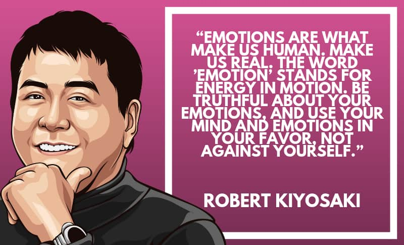 Robert Kiyosaki Picture Quotes 5