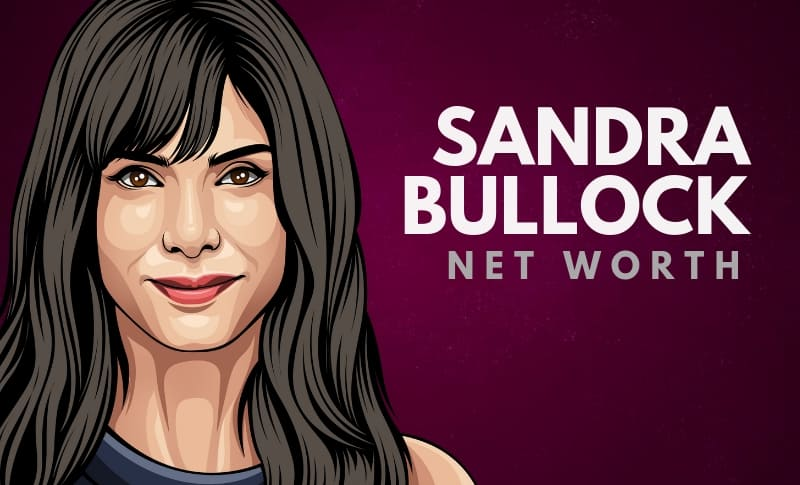 Sandra Bullock's Net Worth