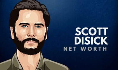 Scott Disick's Net Worth