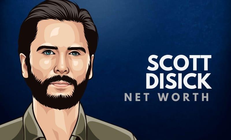 Scott Disick's Net Worth