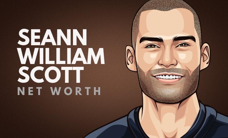 Seann William Scott's Net Worth