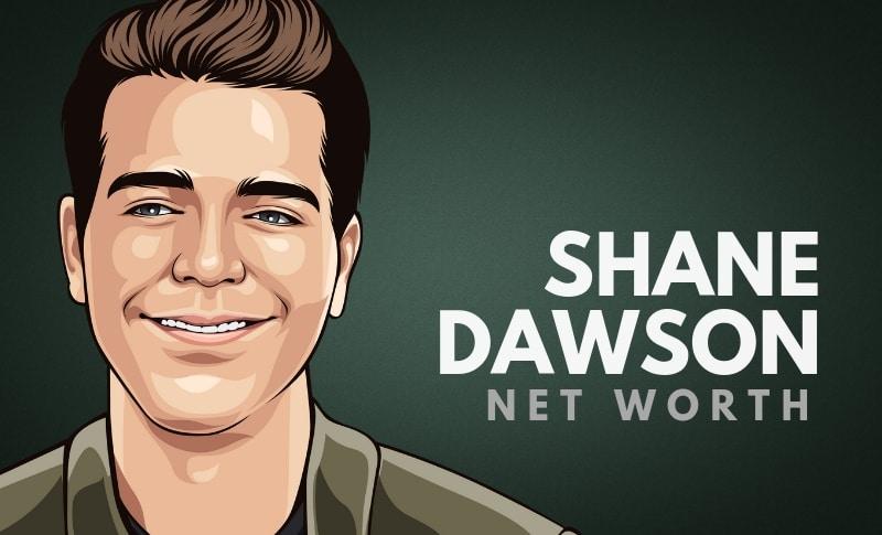 Shane Dawson Net Worth