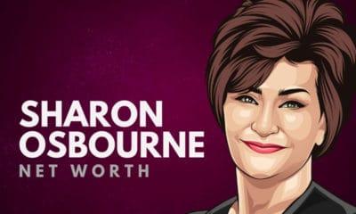 Sharon Osbourne's Net Worth