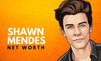 Shawn Mendes' Net Worth