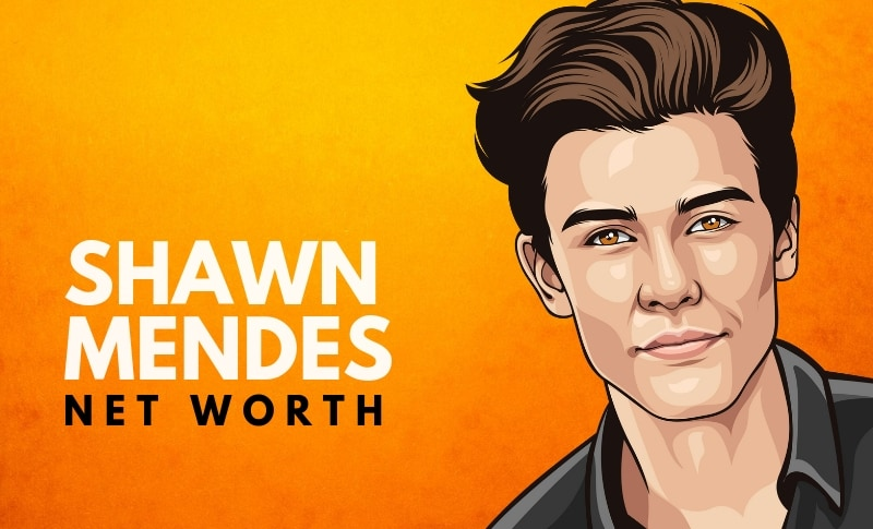 Shawn Mendes' Net Worth