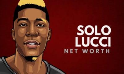 Solo Lucci's Net Worth