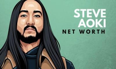 Steve Aoki's Net Worth