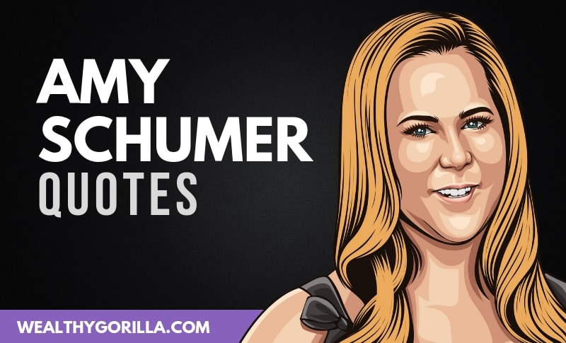 32 Hilarious Amy Schumer Quotes to Brighten Your Day
