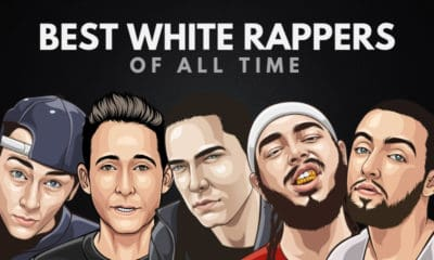 The Greatest White Rappers