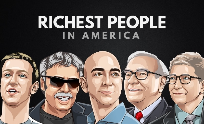 The Richest People in America (Richest Americans)