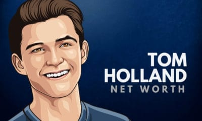 Tom Holland's Net Worth