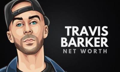 Travis Barker's Net Worth