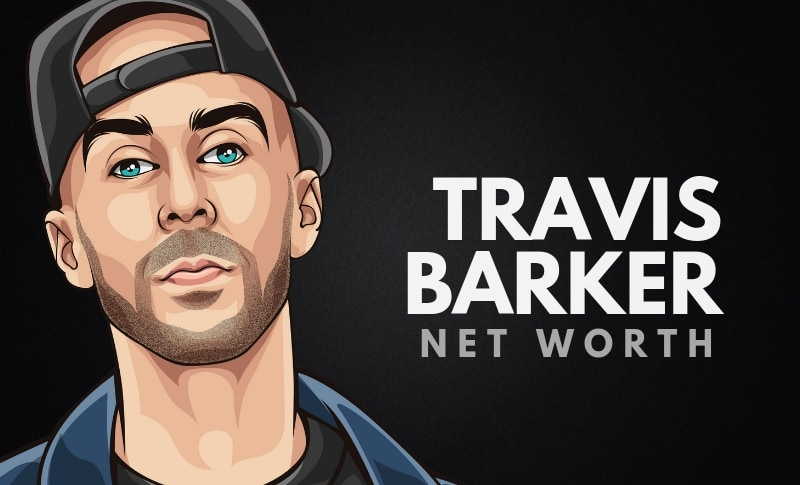 Travis Barker's Net Worth