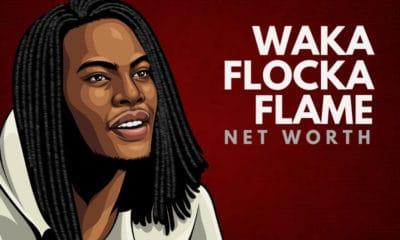 Waka Flocka Flame's Net Worth