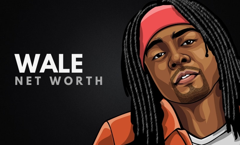 Wale Net Worth