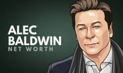 Alec Baldwin's Net Worth