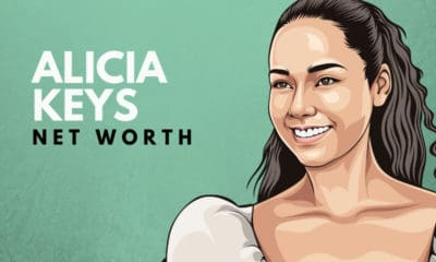 Alicia Keys' Net Worth