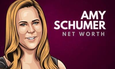 Amy Schumer's Net Worth
