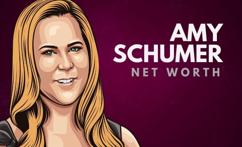 Amy Schumer Net Worth